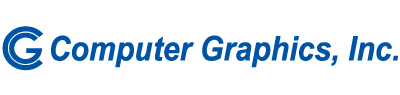 Computer Graphics, Inc. Logo